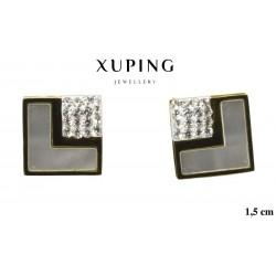 Kolczyki ze stali chirurgicznej Xuping - MF5911