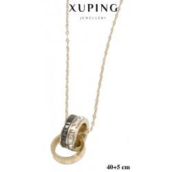 Naszyjnik ze stali chirurgicznej Xuping 14k - MF5002