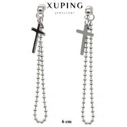 Kolczyki ze stali chirurgicznej Xuping - MF5343