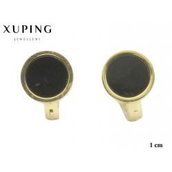 Kolczyki ze stali chirurgicznej Xuping 14k - MF6183