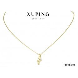 Naszyjnik ze stali chirurgicznej Xuping 14k - MF6877