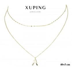 Naszyjnik ze stali chirurgicznej Xuping 14k - MF6558