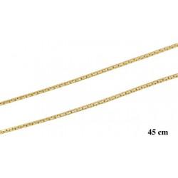 Łańcuszek Xuping pozłacany 18k - MF6872