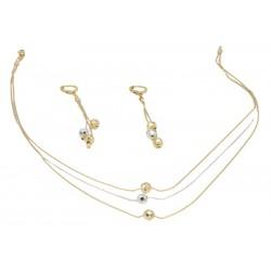 Komplet biżuterii Xuping - MF7574