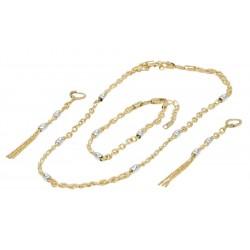 Komplet biżuterii Xuping - MF7587