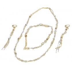 Komplet biżuterii Xuping - MF7575