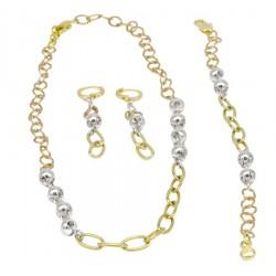 Komplet biżuterii Xuping - MF7570