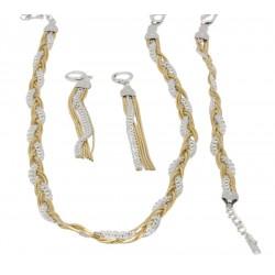 Komplet biżuterii Xuping - MF7578