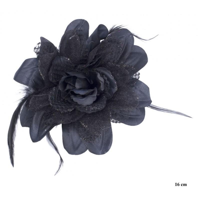 Broszka Kwiat - SM13447-2