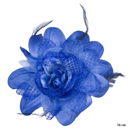 Broszka Kwiat - SM13447-1