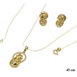 Komplet biżuterii Xuping - MF604719