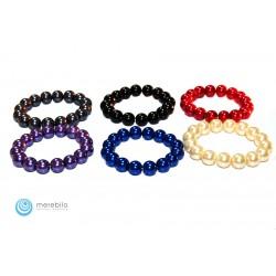 Zestaw bransoletek perłowych BRA_MB169