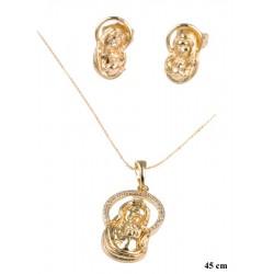 Komplet biżuterii Xuping - MF604760