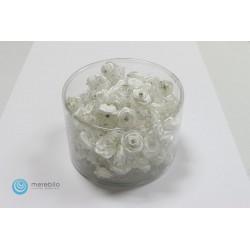 Kleszczyki z kwiatkiem i dżetem 507145-1