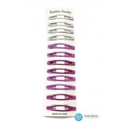 Pyki do włosów brokatowe - 503041-1