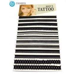 Naszyjnik - tatuaż - 202586