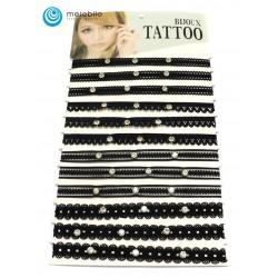 Naszyjnik - tatuaż - 202587