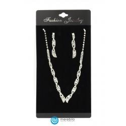 Komplet biżuterii dżetowy - 206810-1