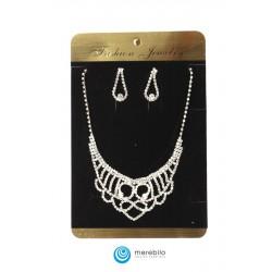 Komplet biżuterii dżetowy - 206906A