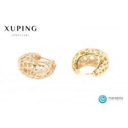 Kolczyki Xuping 18 mm - 9859
