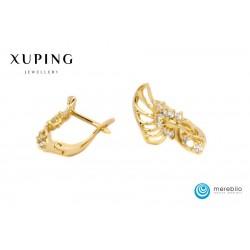 Kolczyki Xuping 20 mm - 9839