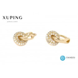 Kolczyki Xuping 11 mm - 9840