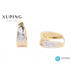 Kolczyki Xuping 23 mm - 9851