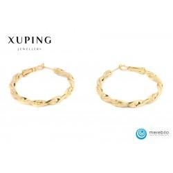 Kolczyki Xuping 35 mm - 9745