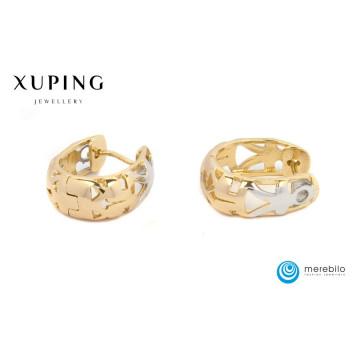 Kolczyki Xuping 18 mm - 9778