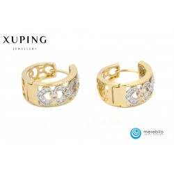 Kolczyki Xuping 20 mm - 9779