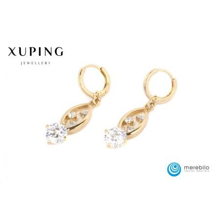 Kolczyki Xuping 35 mm - 9797
