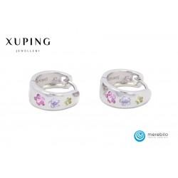Kolczyki Xuping 17 mm - 8518