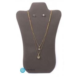 Komplet biżuterii - FM10583-4