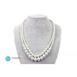 Naszyjnik perłowy - FM4434-2