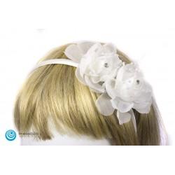 Opaska do włosów Komunia - FM10219-1