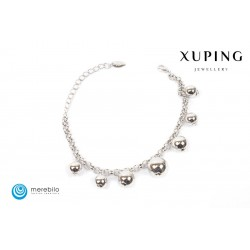 Bransoletka rodowana - Xuping - FM11360