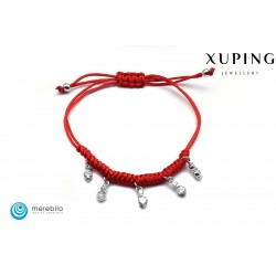 Bransoletka rodowana - Xuping - FM12076