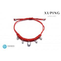 Bransoletka rodowana - Xuping - FM12078