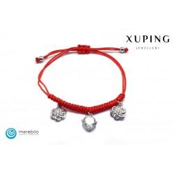 Bransoletka rodowana - Xuping - FM12079