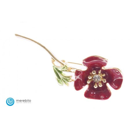 Broszka - kwiat - FM11481-3