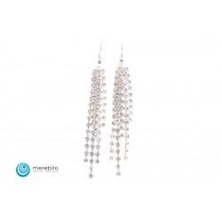 Biżuteria sztuczna Kolczyki dżetowe - FM11555-2