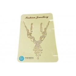 Komplet biżuterii dżetowy - FM11647-2