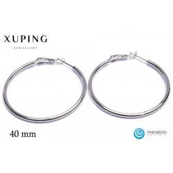 Kolczyki Koła Xuping - FM12675-2
