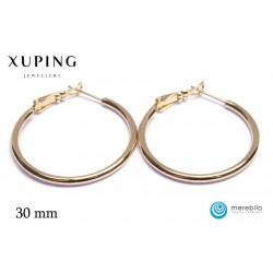 Kolczyki Koła Xuping - FM12676