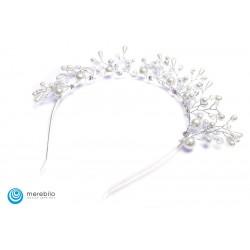 Ślubna opaska do włosów - FM11288-2