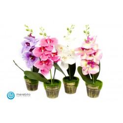 Kwiaty sztuczne - Storczyki -  FM12406