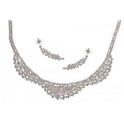 Komplet biżuterii dżetowy - MF0446A