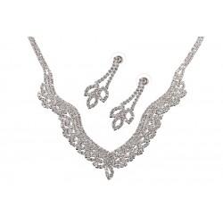 Komplet biżuterii dżetowy - MF0447B-1