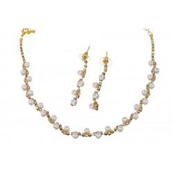 Komplet biżuterii dżetowy - MF0544-1