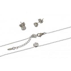 Komplet biżuterii dżetowy - FM14127